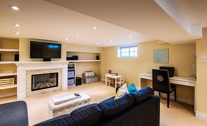 Basement Renovation Service in Toronto