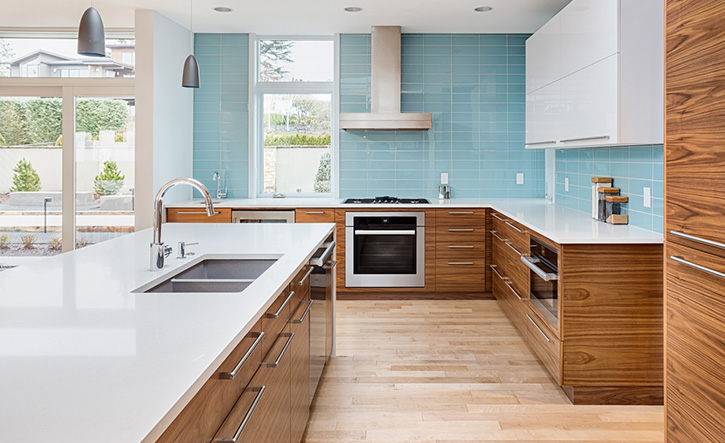 6 Appliance Finishes for Your Custom Kitchen Renovation