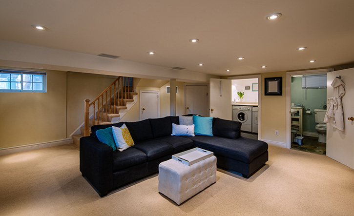 How Much Does It Cost to Renovate a Basement?